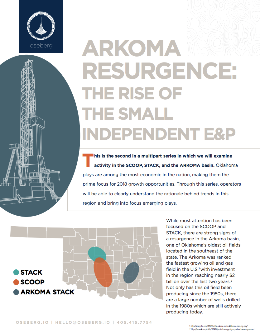 Arkoma Resurgence: Rise of the Small, Independent E&P